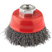 image of Draper 60mm Wire Cup Brush
