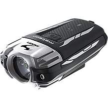 image of Moon Meteor C1 Silver Front Bike Light