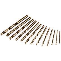 image of Draper 13 Piece HSS Cobalt Drill Bit Set