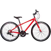 Raleigh Strada 1 Mens Hybrid Bike - 14