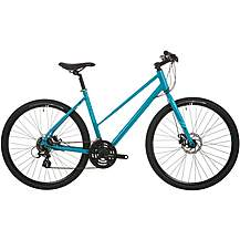 Raleigh Strada 2 Womens Hybrid Bike - 14