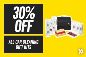 30% off All Car Cleaning Gift Kits