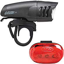 image of NiteRider Mako 200 & Tl 5.0 Sl Combo Bike Light Set