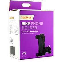 image of Halfords Bike Phone Holder