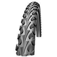 Schwalbe Land Cruiser Reflex Bike Tyre - 700x35c, Black