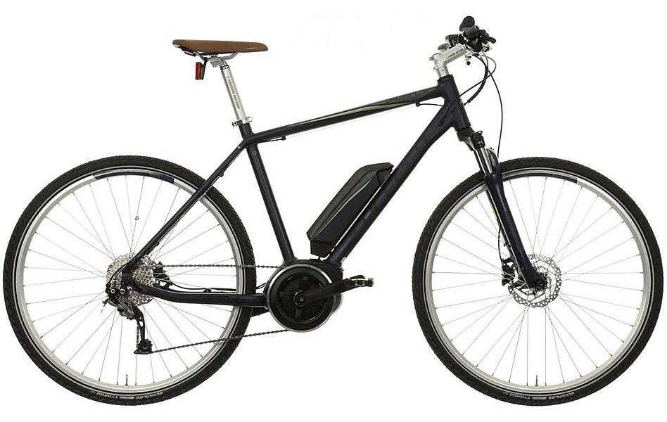 d6dc36b9b49 Carrera Crossfuse Mens Electric Hybrid Bike - 17