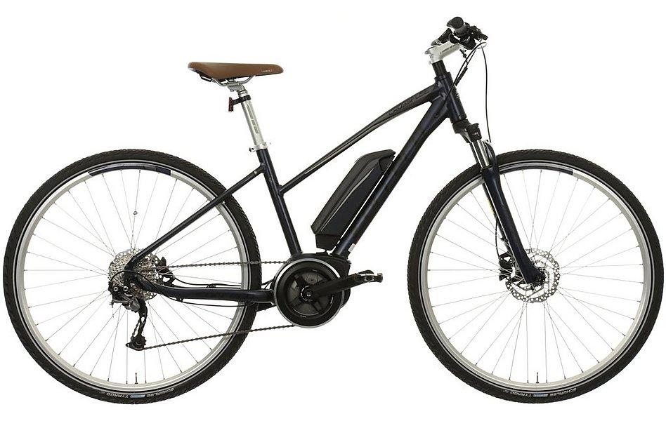 Carrera Crossfuse Womens Electric Hybrid Bike - 17\
