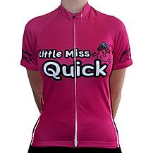 image of Little Miss Quick Cycling Jersey