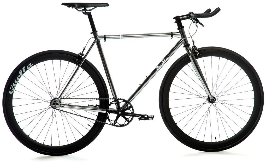 quella varsity imperial fixie bike 54cm CBX V12