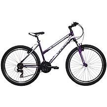 "image of Indigo Mystic Alloy Ladies Mountain Bike - 15"", 17.5"" Frames"