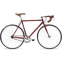 image of Kingston Hoxton Mens Fixed Gear Bike - 50, 56cm Frames