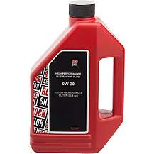 image of Rockshox Pike Suspension Oil 0-W30 - 1litre Bottle