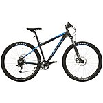 image of Carrera Sulcata Mens Mountain Bike - Blue
