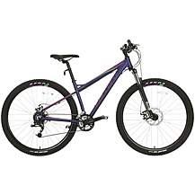 image of Carrera Sulcata Womens Mountain Bike - Purple