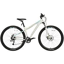 image of Carrera Sulcata Womens Mountain Bike - White
