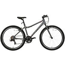 image of Carrera Parva Womens Hybrid Bike - Grey/Coral