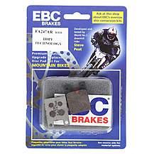 image of EBC Hope Pro C2 Piston Red Disc Brake Pads