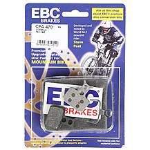 image of EBC Formula The One/Mega Disc Brake Pads