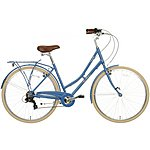 image of Pendleton Somerby Hybrid Bike - Denim Blue 2018