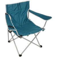 Halfords Camping Arm Chair - Green