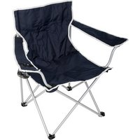 Halfords Camping Arm Chair - Navy