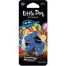image of Little Dog Blue New Car Scent Air Freshener