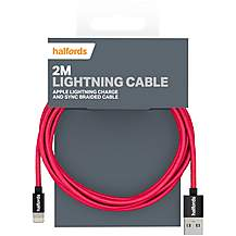 image of Halfords Lightning Cable 2m