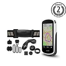 image of Garmin Edge 1030 GPS Cycle Computer Bundle