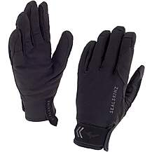image of Sealskinz Dragon Eye Road Glove, Black