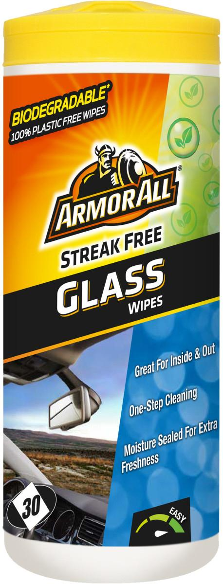 ArmorAll Car Glass Wipes Pack of 30 lowest price