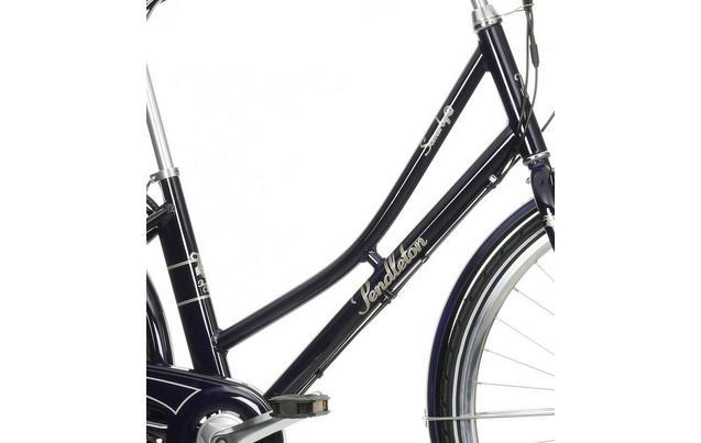 "437ea132f92 Pendleton Somerby Electric Bike - Midnight Blue - 17"", ..."