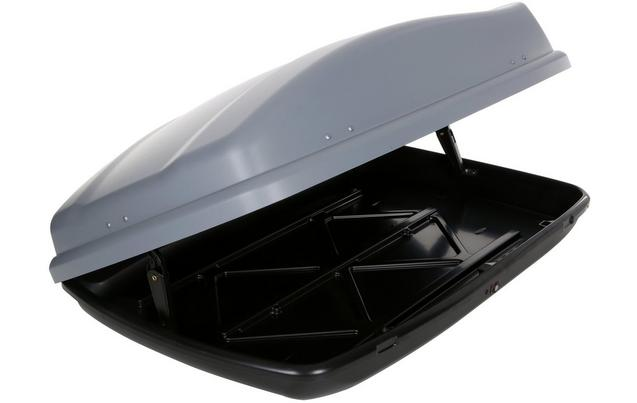 Halfords 320L Grey Roof Box