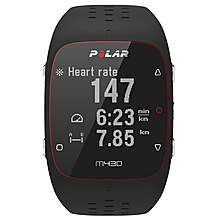 image of Polar M430 GPS Running Watch with Heart Rate Monitor