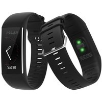 Polar A370 - Activity Tracker with Heart Rate Monitor - M/L, Black