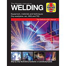 image of Haynes Manual on Welding
