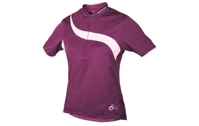 Cycling Clothing Purple Altura Airstream Long Sleeve Womens Cycling Jersey Jerseys