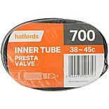 Halfords Presta Bike Inner Tube - 700c x 38-45c