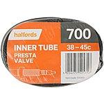 image of Halfords Presta Bike Inner Tube - 700c x 38-45c