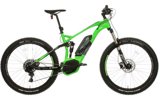 Voodoo Zobop Full Suspension Electr...