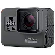 image of GoPro HERO6 Black Action Camera