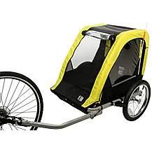 230e8feb575 Halfords Double Child Bike Trailer