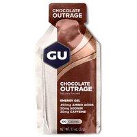 GU Energy Gels - Chocolate Outrage