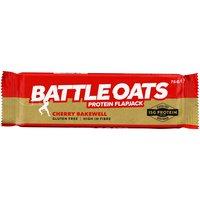 Battle Oats Flapjacks - Cherry Bakewell