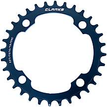 image of Clarks Standard Narrow/Wide Tooth Chainring - 30T 9-11 Speed