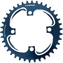image of Clarks Lightweight Pro Narrow/Wide Tooth Chainring, 9-11 Speed 30T