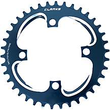image of Clarks Lightweight Pro Narrow/Wide Tooth Chainring, 9-11 Speed 32T