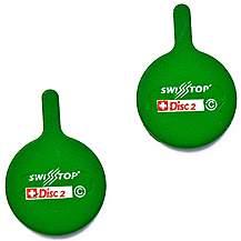 image of SwissStop D2 Magura Louise/Clara 2000 Organic Disc Brake Pads