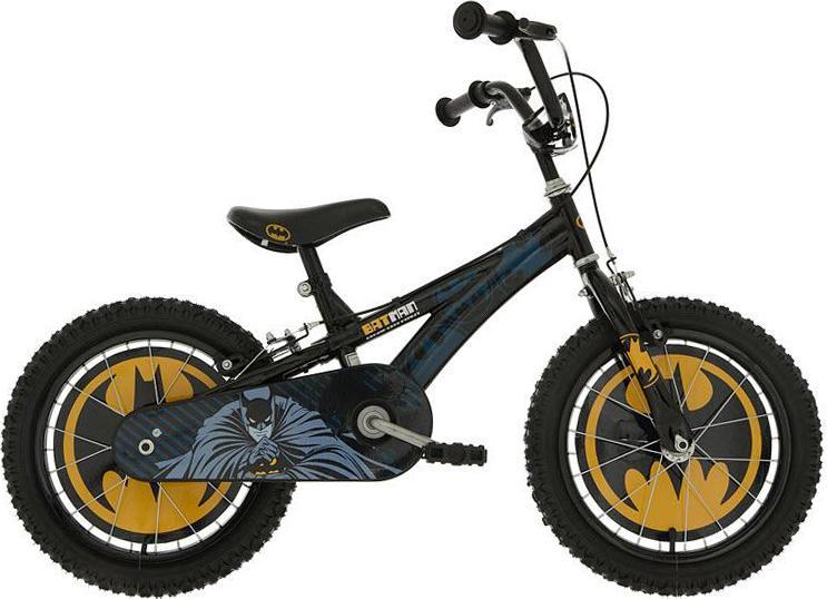 Batman Kids Bike   16 Inch Wheel