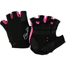 image of Dare 2b Grasp II Cycling Mitt - Black/Pink