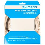 image of Shimano Road Gear Cable Set Black